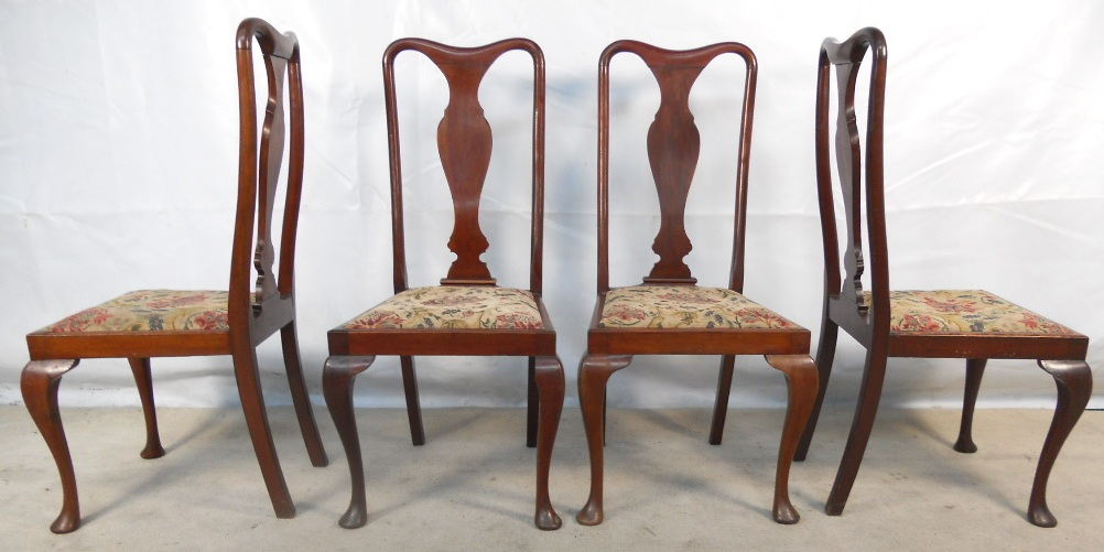 Queen Anne Style Chairs Uk